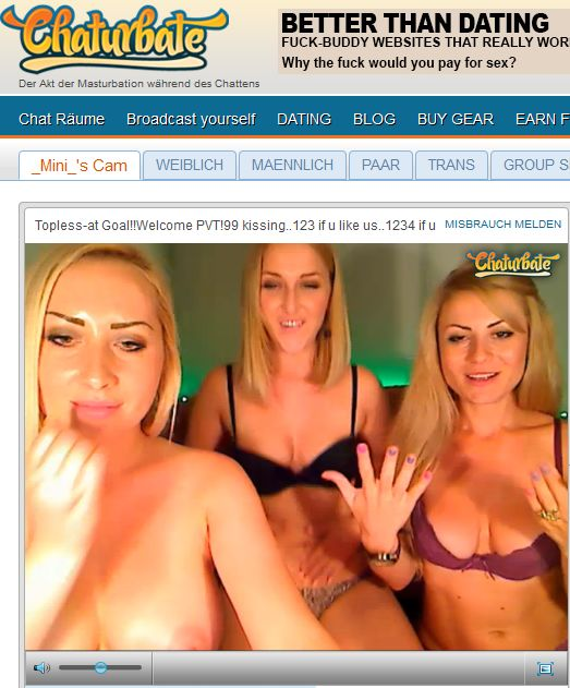 over 4201 chaturbate tooken and hijacked accounts